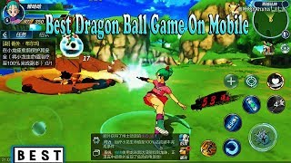 Dragon Ball Strongest Warrior Android Gameplay 2019 ( Anime ) #2