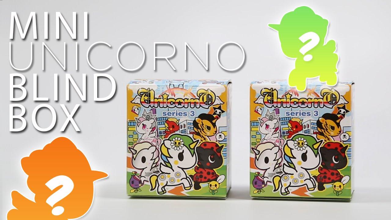 Unicorno Mini Series Series 3 Tokidoki Mini
