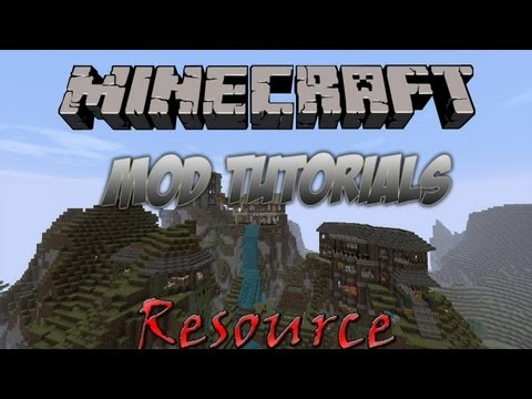 Minecraft 1.6.2 - How To Install Resource Packs!