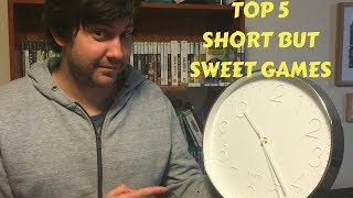 Top 5 Short Sweet Games You Can Finish In One Sitting