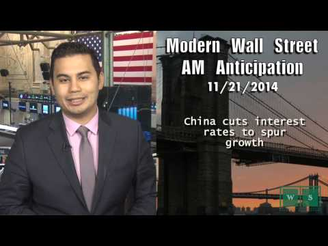 AM Anticipation: Stocks soar, China cuts rates, Obama immigration scrutiny