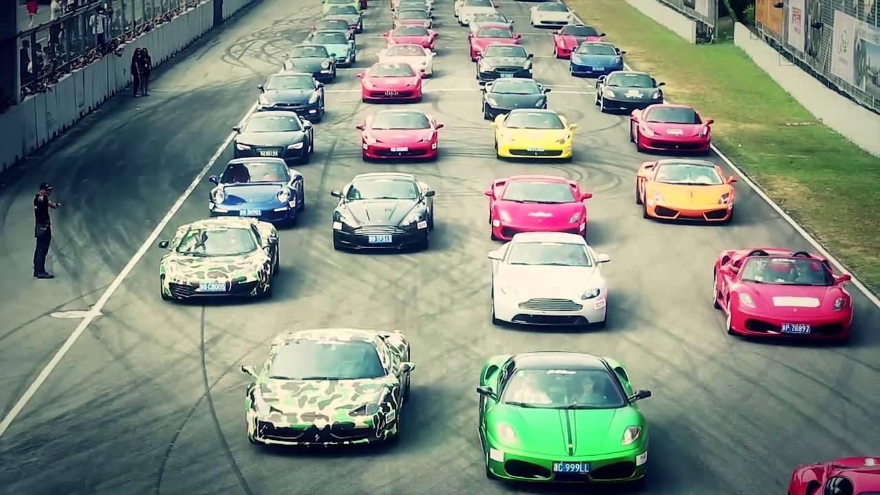 Sports car dating club