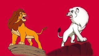 "The ""Original Story"" - The Kimba VS Simba Controversy"