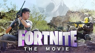 FORTNITE De Film (Officiële Neppe Trailer)