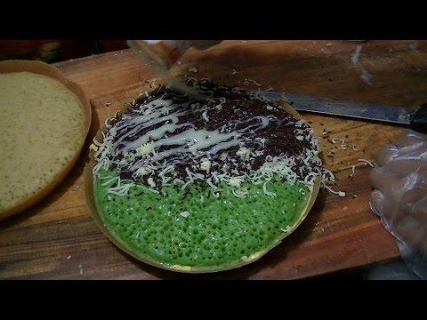Jakarta Street Food 699 Melayu Martabak Keju Mesis Pandan BR TiVi 5174
