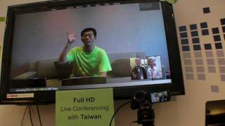 FaceVsion HD Video Conferencing solution
