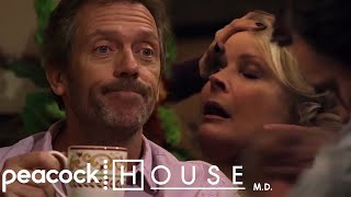 House Doses Cuddy's Mother! | House M.D.