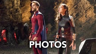 "Supergirl 3x17 Promotional Photos ""Trinity"" (HD) Season 3 Episode 17 Promotional Photos"