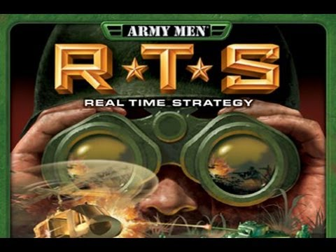 CGRundertow ARMY MEN RTS for PlayStation 2 Video Game Review