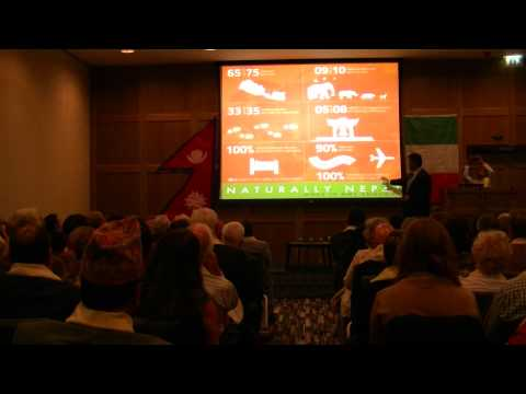Post Earthquake Nepal Tourism Promotion in Ireland 13th July 2015