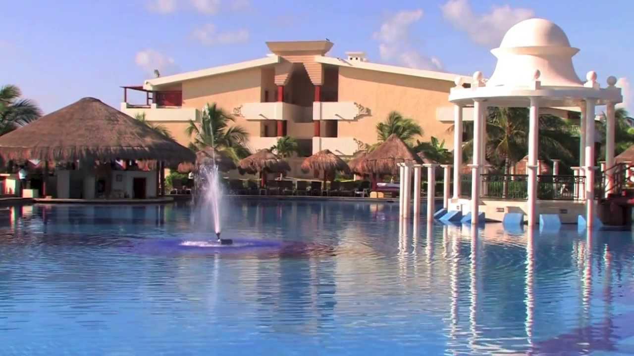 Now Sapphire Riviera Cancun All Inclusive Resort Located