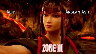 Tekken 7 - Abid (Gojra) VS Arslan Ash (LHR) | Loser Bracket | ZONE 3 Tournament