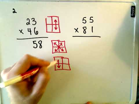 Fun Fast Multiplication Trick!