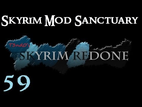 Skyrim Mod Sanctuary 59 : SkyRe (REVISED)