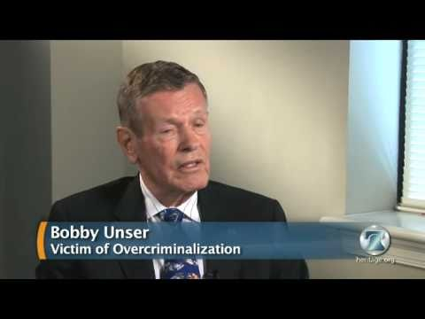 Indy 500 Winner Bobby Unser vs. the U.S. Government