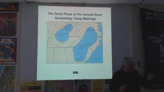 U  S  History, Sec  86, The Second Great Awakening, Its Course, Western Phase   McGready & the Camp