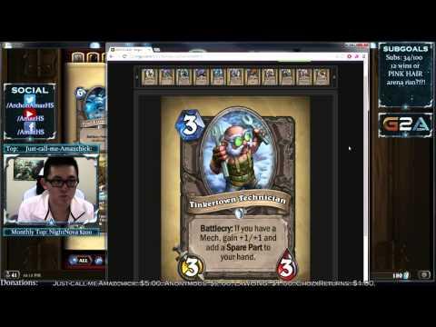 Amaz reviews GvG cards [Part 1]: Neutral 0-4 mana drops