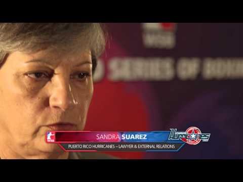 WSB Draft 2015 - Sandra Suarez - Puerto Rico Hurricanes