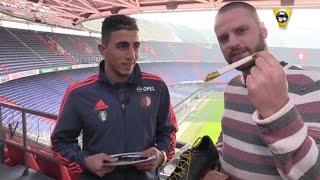 Bilal: ''Ik ga met de Gouden Veter voetballen'' - VOETBAL INSIDE