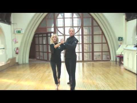 Izabela Dance - Tutorial 3 of 8 - Foxtrot