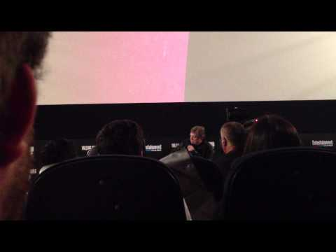 Mark Hamill Q&A Return of the Jedi on May the 4th 2013