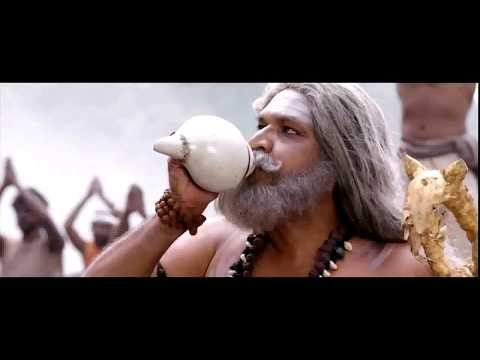 Sivuni Aana|Bahubali the beginning|Full video song with lyrics|Prabhas|Anushka Shetty|Rana|Tamannah