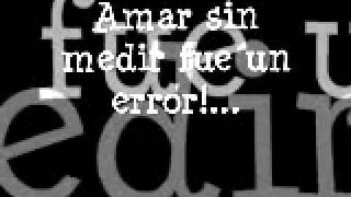 Watch Alejandro Fernandez No Se Olvidar video