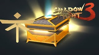 Shadow Fight 3 - 4 Legendary Chests Opening (HERALDS)