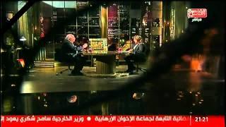 #القاهرة_والناس |  فريد حجاج : الحرب منظومة تتطلب وجود شعب مقاتل يقف خلف الجيش