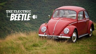 The Electric VW Beetle