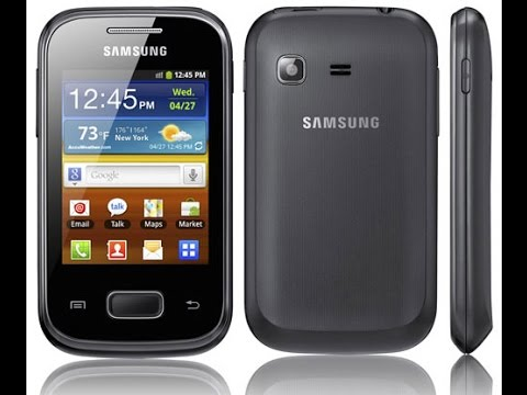 How Do Root Samsung Galaxy Pocket GT-S5300