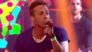 Coldplay Adventure Of A Lifetime First Live Performance