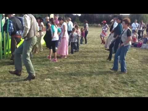 Dallas Country Luboń-Zalasewo (nauka Tańca Część 2)