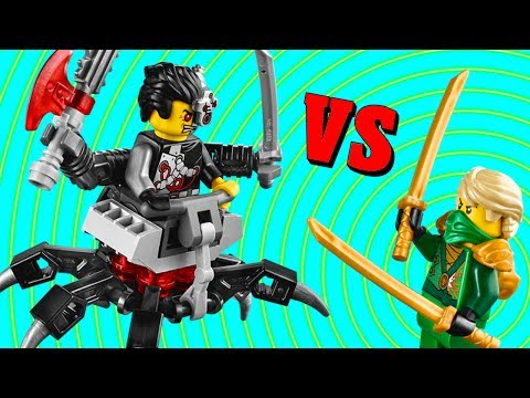 LEGO Ninjago 2014 Collection Good vs Evil