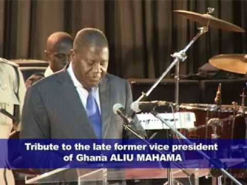 Tribute to The Late Alhaji Aliu Mahama.flv