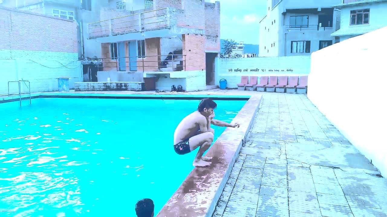 Hot Sexy Boys And Girls In Same Swimming Pool Youtube