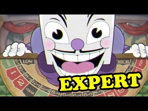 Cuphead King Dice EXPERT