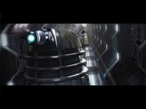 Triem Test 047 - Camera Projection Daleks (3'rd Draft)