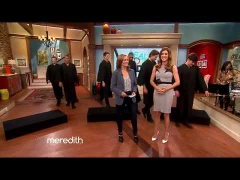 Kate Walsh is a Really 'Bad Judge' | The Meredith Vieira Show