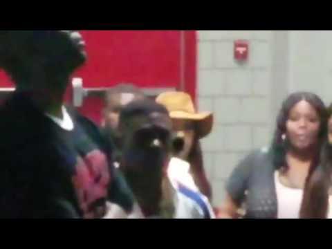 Lil Boosie Kicks Kevin Gates off stage