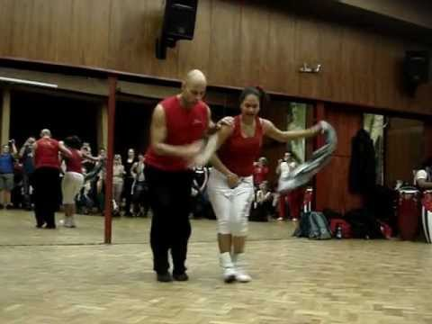 Afro-Cuban Rumba workshop with Ismaray Cahcon