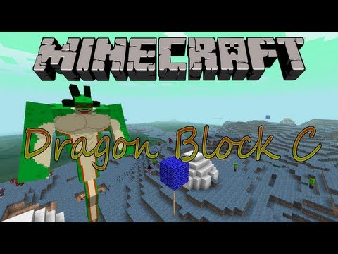 Minecraft 1.5.2 - Instalar Dragon Block C / Español