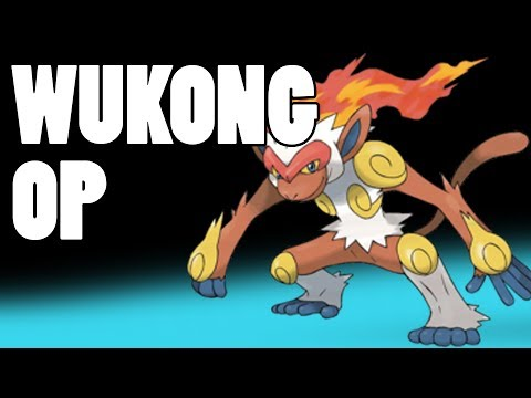 Pokemon X & Y Strategy - Wukong OP! Metagame for Infernape