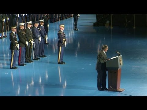 Leon Panetta - Farewell Speech