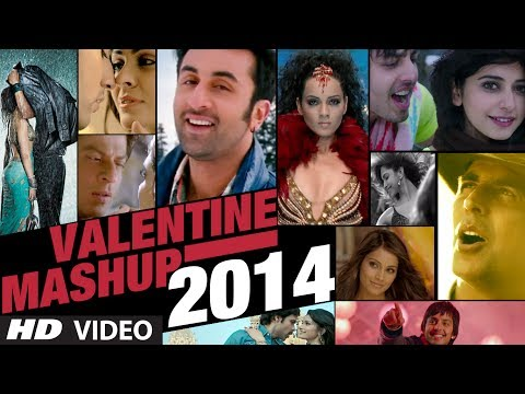 Valentine Mashup 2014 | Best Bollywood Mashups | Kiran Kamath video