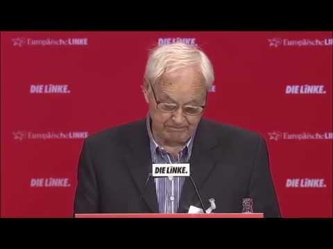 Magdeburger Parteitag: Rede von Hans Modrow