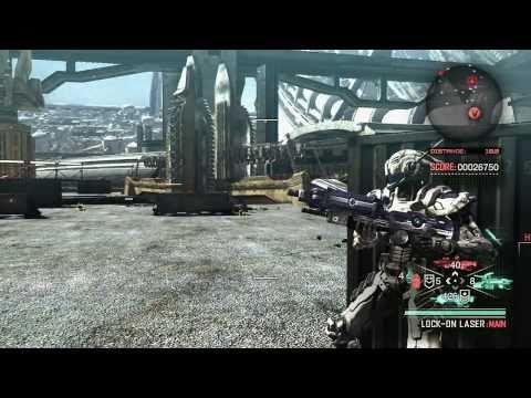 VANQUISH Gameplay [HD]
