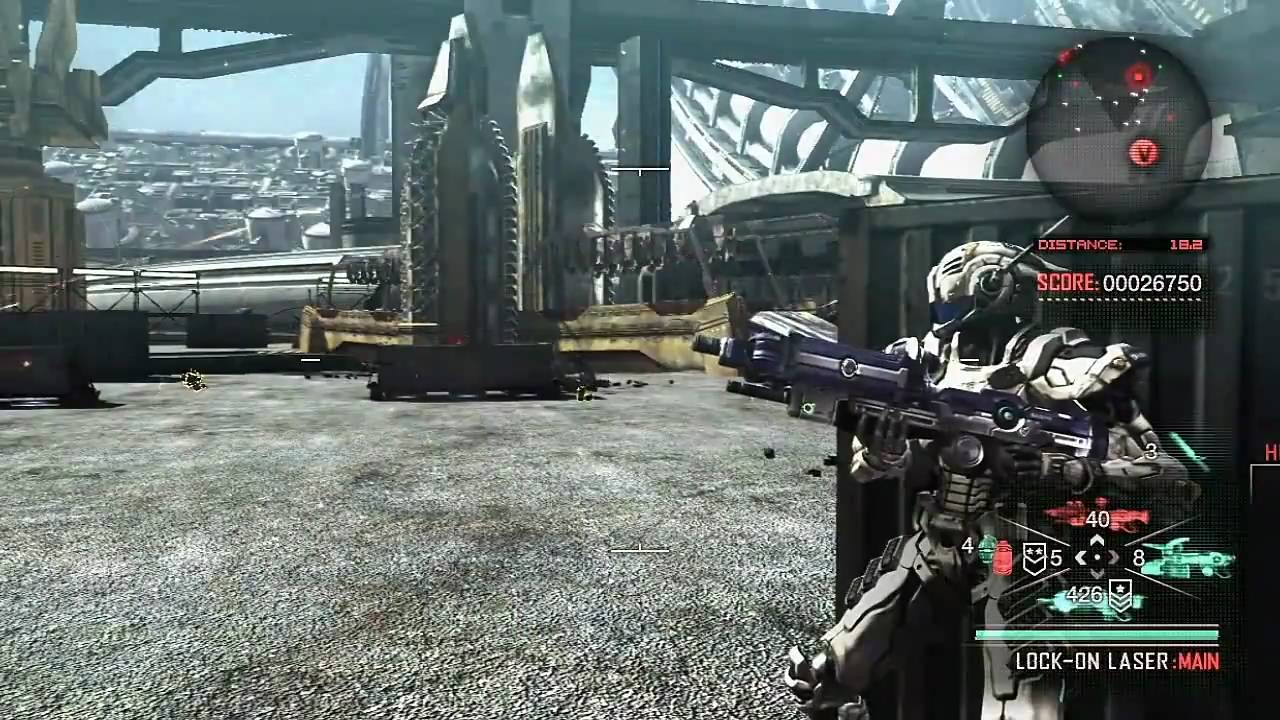 VANQUISH Gameplay [HD] - YouTube