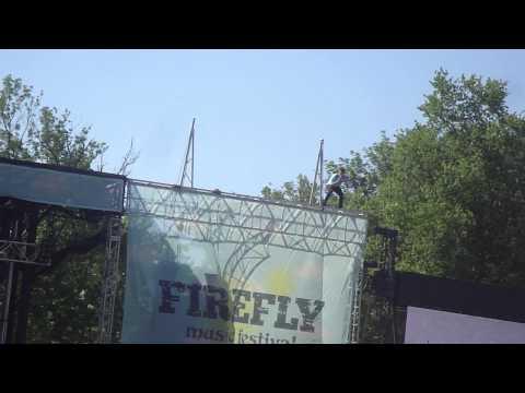 Twenty One Pilots - Car Radio #2, Firefly Festival, Dover Delaware, 2013.06.21