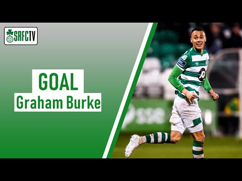 Graham Burke 5th v Cork City | 21st February 2020